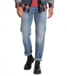 Denim Larkee Stretch Straight Jeans
