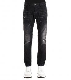 Dark Grey Sexy Mercury Jeans