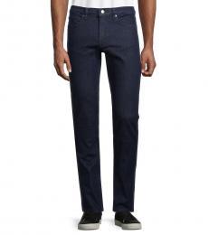 Hugo Boss Navy Blue Low Rise Skinny Jeans