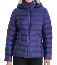 Michael Kors Iris Packable Down Puffer Jacket