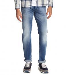 Diesel Denim Larkee Regular Straight Jeans