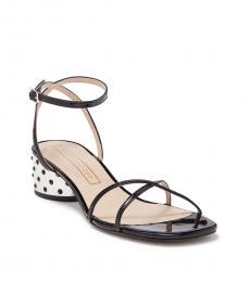 Marc Jacobs Black Sybil Heels