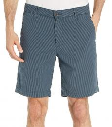 AG Adriano Goldschmied Pussian Blue Wanderer Shorts