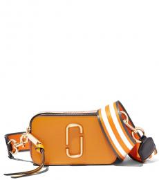 Marc Jacobs Golden Poppy Snapshot Small Crossbody