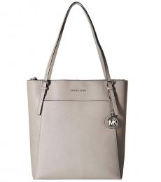 Michael Kors Grey Voyager Large North/South Tote