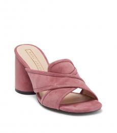 Marc Jacobs Dusty Pink Aurora Heels