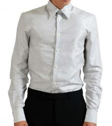Grey Printed Trend Shirt