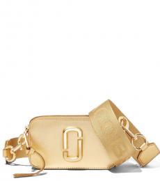 Marc Jacobs Golden Snapshot Small Crossbody