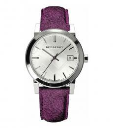 Purple The City Watch