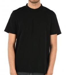 Black Loose Slim Fit T-Shirt