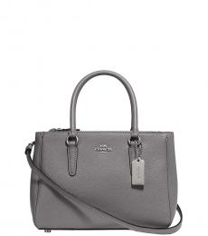 Grey Surrey Small Satchel