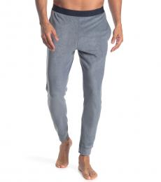 Calvin Klein Grey Contrast Waist Sleep Pants