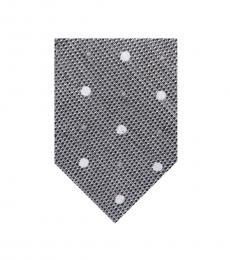 Ben Sherman Black Niko Dot Tie