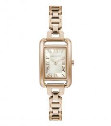 BCBGMaxazria Rose Gold Stainless Steel Watch