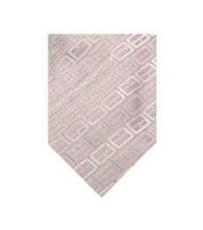 Burberry Light Pink Silk Tie