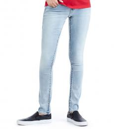 True Religion Chill Indigo Skinny Jeans