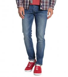 Diesel Denim Tepphar Stretch Slim Jeans
