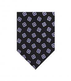 Ralph Lauren Black Floating Box Tie