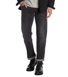 Diesel Black Larkee Stretch Fit Jeans