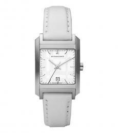 Burberry White Heritage Voguish Watch