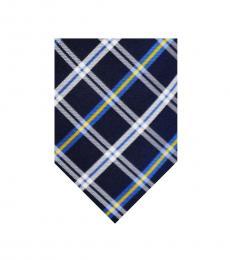 Navy Blue Dapper Tie