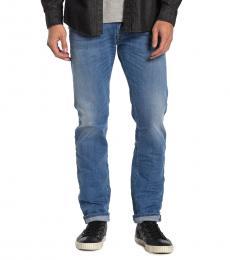 Diesel Denim Iakop Slim Tapered Jeans