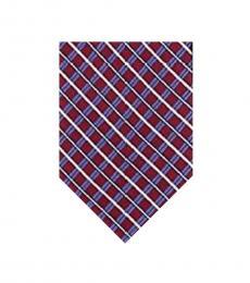 Ralph Lauren Multi Color Modern Tattersal Tie