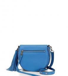 Blue Astor Mini Crossbody