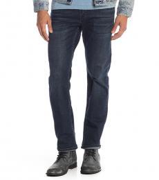 Dark Blue Slimmy Slim Jeans