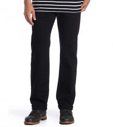 7 For All Mankind True Black Austyn Straight Jeans