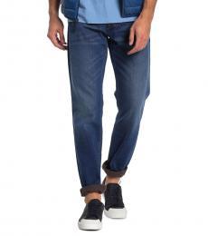Diesel Denim Larkee Straight Leg Jeans