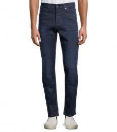 Hugo Boss Navy Blue Maine Jeans