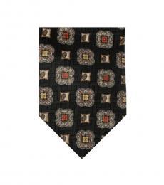 Dolce & Gabbana Black Timeless Tie