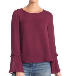 Purple Shanaya Top