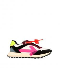 Off-White Multicolor Arrow Sneakers