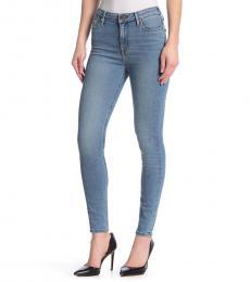 True Religion Light Blue Halle Skinny Jeans