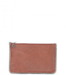 Brown Falabella Small Shoulder Bag