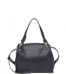 Rebecca Minkoff Black Kate Medium Satchel