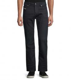 Black Zatiny Bootcut Jeans