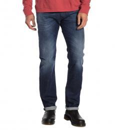 Diesel Denim Safado Straight Leg Jeans