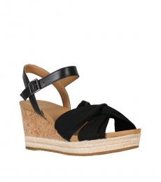 Black Joslyn Wedges
