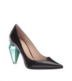 Black Gem Heels