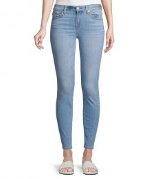 7 For All Mankind Cool Capri Classic Ankle Jeans