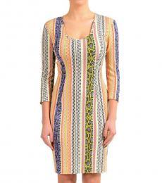 Multi-Color Bodycon Dress