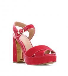 Pink Loretta Pumps