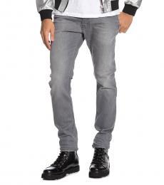 Diesel Grey Tepphar Slim Fit Jeans