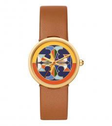 Tory Burch Luggage Modish Reva Watch