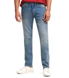 DKNY Light Indigo Slim Jeans