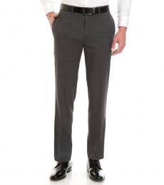 Ralph Lauren Grey Screenweave Dress Pants