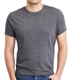 J.Crew Grey Washed Jersey T-Shirt
